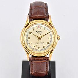 Oris Automatic-Winder Antimagnetic 7317 34.5mm Unisex Watch