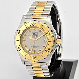 Tag Heuer Professional 3000 Series 934.206 38mm Mens Watch