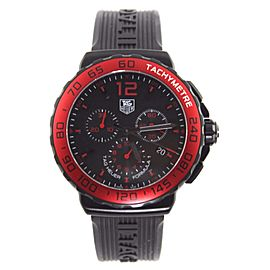 Tag Heuer Formula 1 CAU1117.FT6024 42mm Mens Watch
