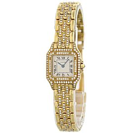 Cartier Panthere 128000 22mm Womens Watch
