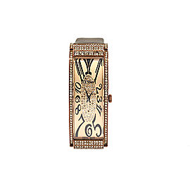 Levian Deco Chocolate Diamond Watch LV204 Brown Strap