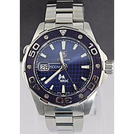 Tag Heuer Aquaracer WAJ2115.BA0871 43mm Mens Watch