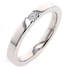 Harry Winston Platinum Ring