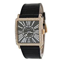 Franck Muller Master Square 6000 H SC D 36mm Womens Watch