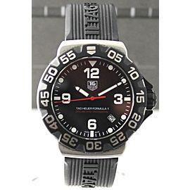 Tag Heuer Formula 1 WAH1110.FT6024 41mm Mens Watch
