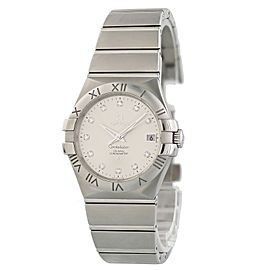 Omega Constellation 123.10.35.20.52.001 34mm Mens Watch