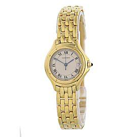 Cartier Cougar 001333 26mm Womens Watch