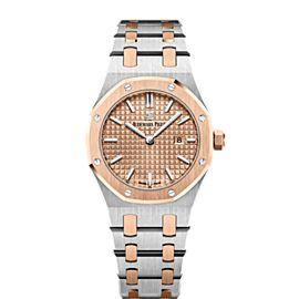 Audemars Piguet Royal Oak 67650SR.OO.1261SR.01 33mm Womens Watch