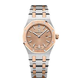 Audemars Piguet Royal Oak 67650SR.OO.1261SR.01 33mm Womens Watch