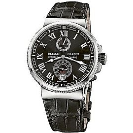 Ulysse Nardin Marine 1183-126 43mm Mens Watch