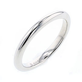 Gucci Platinum Wedding Ring