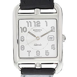 Hermes Cape Cod Stainless Steel CC1.710 29mm Mens Watch