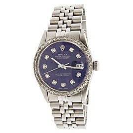 Rolex Datejust 16014 Vintage 36mm Mens Watch