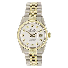 Rolex Datejust 16013 Vintage 36mm Mens Watch