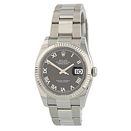 Rolex Oyster Perpetual Datejust 116234 36mm Mens Watch