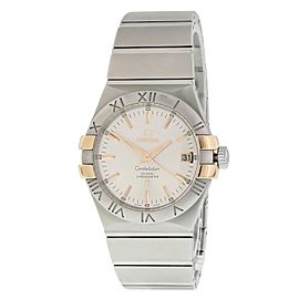 Omega Constellation 123.20.35.20.02.003 35mm Mens Watch