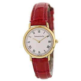 Tiffany & Co. L1530 Vintage 24mm Womens Watch