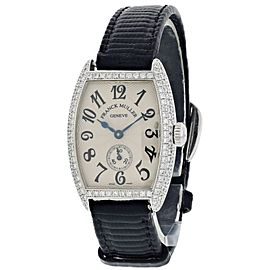 Franck Muller Cintree Curvex 1750 24mm Womens Watch