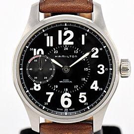 Hamilton Khaki Field H69619533 44mm Mens Watch