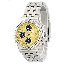 Breitling Chronomat P.A.N A13050.1 Limited Edition Mens Watch