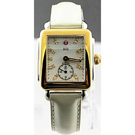 Michele Deco MWW06V000003 31mm Womens Watch