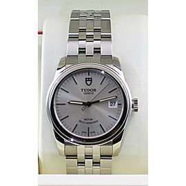 Tudor Glamour M55000 36mm Mens Watch