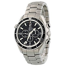 Omega Seamaster Planet Ocean 2210.50.00 600M Co-Axial Mens Watch
