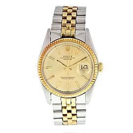 Rolex Datejust 1601 Mens Watch