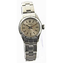 VINTAGE ROLEX OYSTER PERPETUAL 6623 AUTOMATIC LADIES WATCH