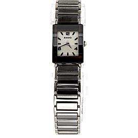 RADO LADIES INTEGRAL JUBILE DIASTAR CERAMIC QUARTZ WATCH R20488112
