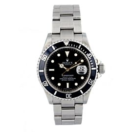 Rolex Submariner 16610 Men Watch