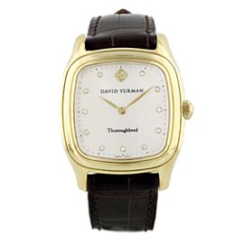 David Yurman Thoroughbred T303-S88 Ladies Watch