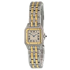 Cartier Panthere 18K Yellow Gold Ladies Watch