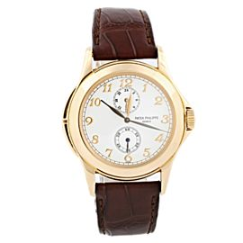 Patek Philippe Travel Time 5134 Mens Watch