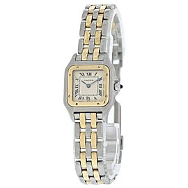 Cartier Panthere 1057917 Two Tone Ladies Watch