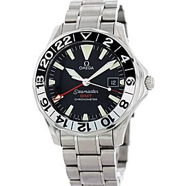 Omega Seamaster GMT 2234.50.00 50th Avinversary Edition Mens Watch