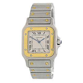 Cartier Santos 1566 Mens Watch
