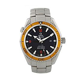 Omega Seamaster 2209.50.00 Mens Watch Box Papers