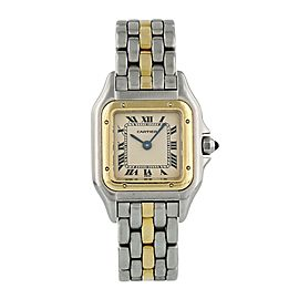 Cartier Panthere 1057917 One Row Ladies Watch Box Papers