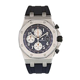 Audemars Piguet Royal Oak Off Shore 26470ST.OO.A027CA.01 Mens Watch Box & Paper