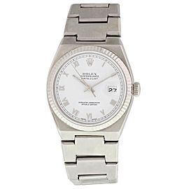 Rolex Datejust Oysterquartz 17000 Mens Watch