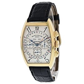 Franck Muller Master of Complication Magnum 6850 CC MC Box & Papers