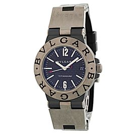 Bvlgari Diagono TI 38 TA Men's Watch