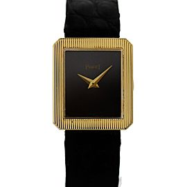Piaget Protocole 9154 18K Yellow Gold