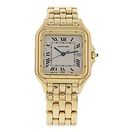 Cartier Panthere 18k Yellow Gold Large 1060 Watch