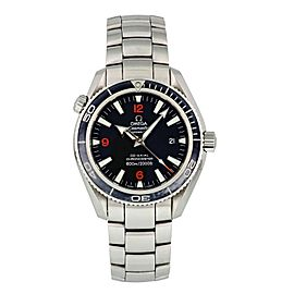Omega Seamaster Planet Ocean 2201.51.00 Men's Watch With Papers