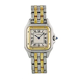 Cartier Panthere 1120 Two Row Ladies Watch