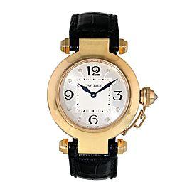 Cartier Pasha 2812 / WJ11913G Ladies Watch