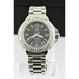 Tag Heuer Ladies Formula 1 Wac1218.Ba0852 Diamond Ladies Swiss Watch