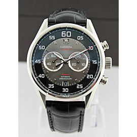 TAG HEUER CARRERA CAR2B10.FC6235 FLYBACK CALIBRE 36 AUTO CHRONOGRAPH MENS WATCH